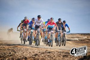 Sören Nissen beim 4 Stage MTB Race Lanzarote