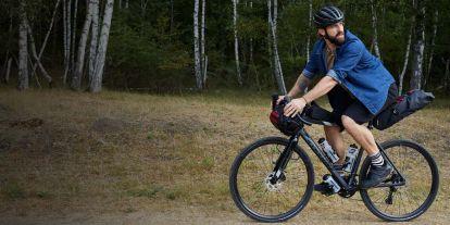 Das STEVENS Gravel Bike Prestige