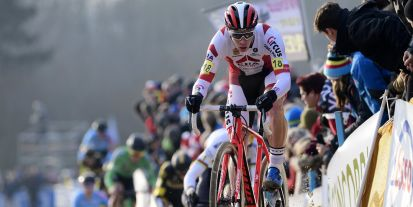 Laurens Sweeck, ERA-Circus, wins Silver at the Belgian championships