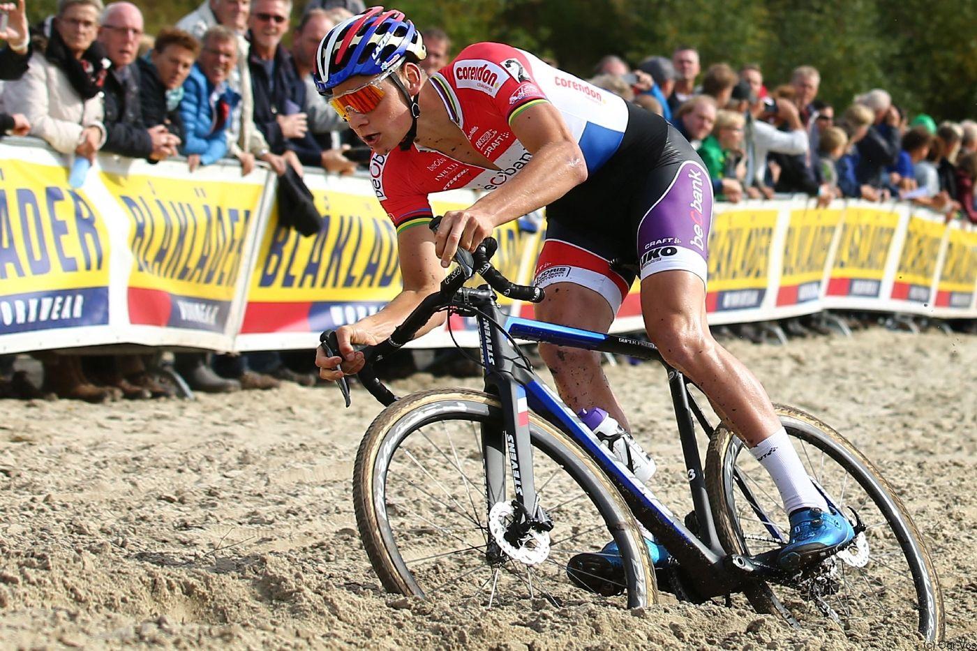 Serial Winner Mathieu van der Poel - Stevens Bikes