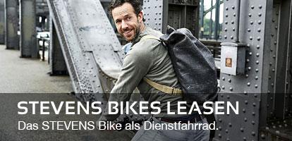 STEVENS Bike leasen: Das STEVENS als Dientfahrrad