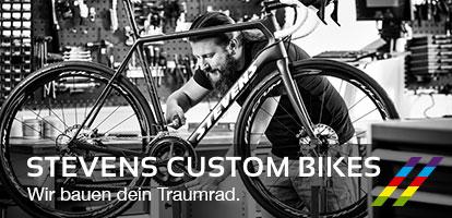 STEVENS Custom Bikes: Wir bauen Ihr Traumrad!